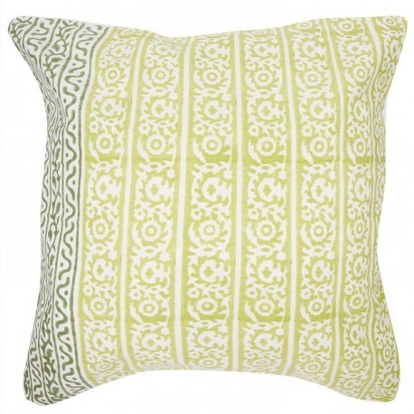 Coussin Green Stripe Coussin