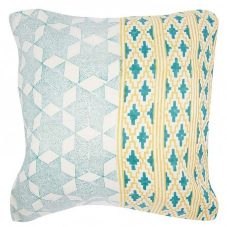 Coussin Blue Star Collection