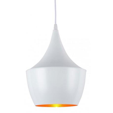 Lámpara de suspensión Florencia, blanca SUspensions