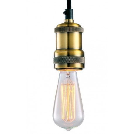 Lampe Industrielle Einstein Copper SUspensions