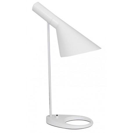 Arne Jacobsen AJ Desk Lamp White Lampara Nordica