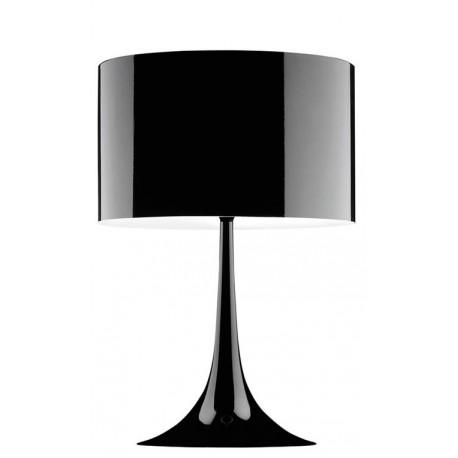 LAMPE DE TABLE MILAN EN NOIR