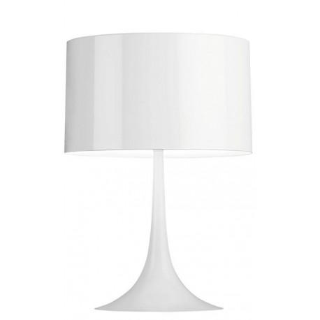 LAMPE À POSER MILAN EN BLANC Lampe de table