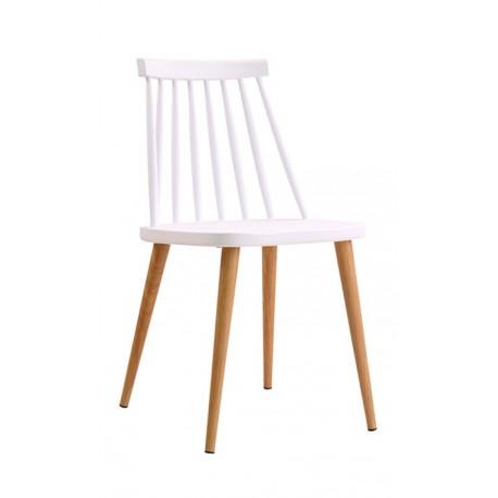 Chaise de design Fanett Blanche