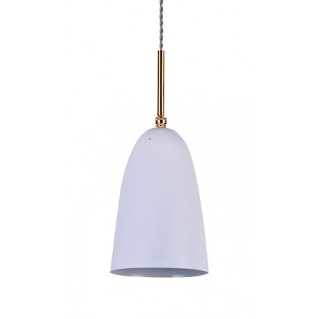 LAMPE DE SUSPENSION BLANCHE GRASSHOPPER Lampara Nordica