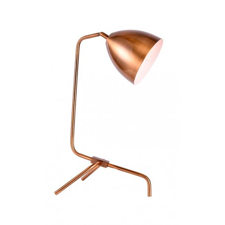 LAMPE DE TABLE DORÉE EN LAITON GOLD BRASS