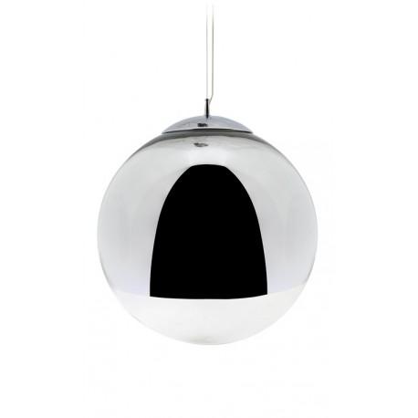Lampe de suspension BALL CROMO / CRISTAL SUspensions