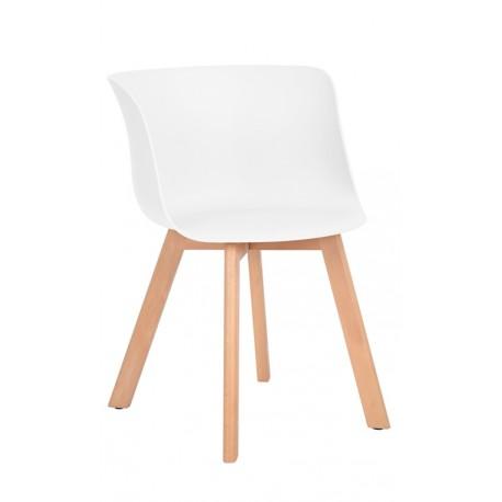 Chaise de Design Blanche Upsala Chaises design
