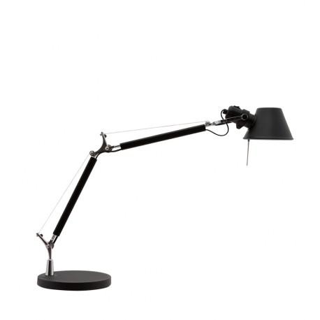LAMPE DE BUREAU BAUHAUS NOIRE Lampe de table