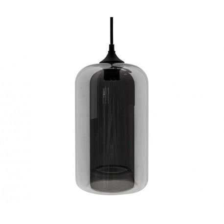 LAMPE DE SUSPENSION NOIRE BIRNE Accueil