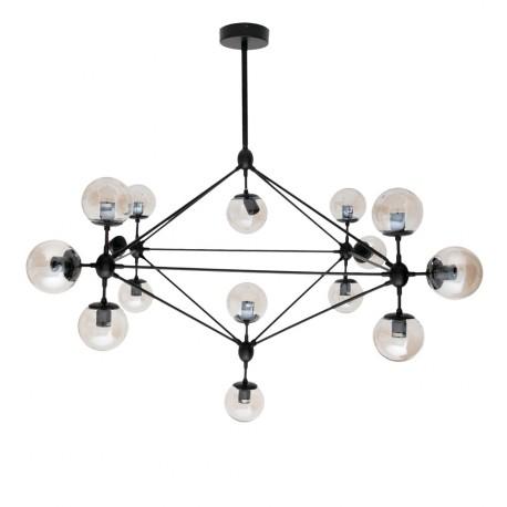 Lampe de suspension Moderne Ingo en Noir SUspensions