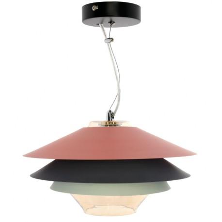 Lampe de suspension Moderne Pier en Rouge SUspensions