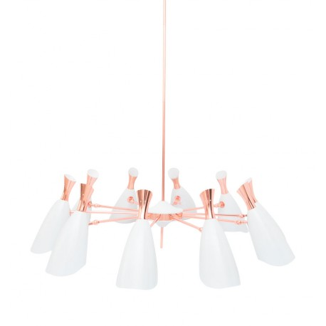 Lampe de suspension Moderne Duke Copper SUspensions