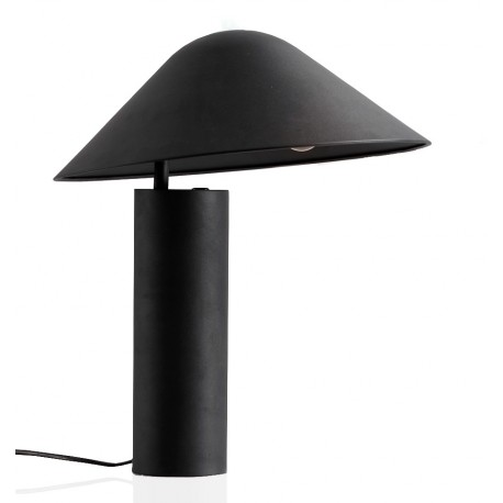 Lampe de table Noire de Design Coolie