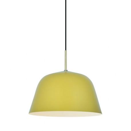 Lampe de suspension Moderne Bari en Jaune