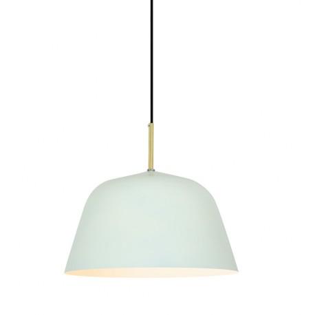 Lampe de suspension Moderne Bari en Blanc Mat