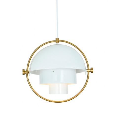 Lampe de suspension de Design Marianne Blanche
