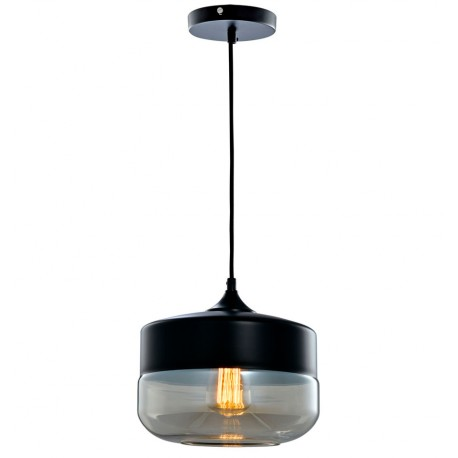 Lampe suspension Moderne Band Cup Luminaires