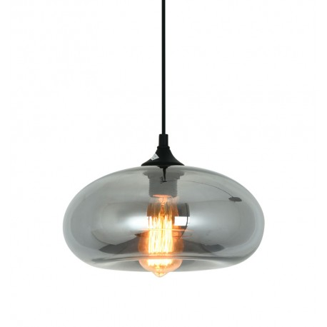 Lampe de suspension en Verre Ovala