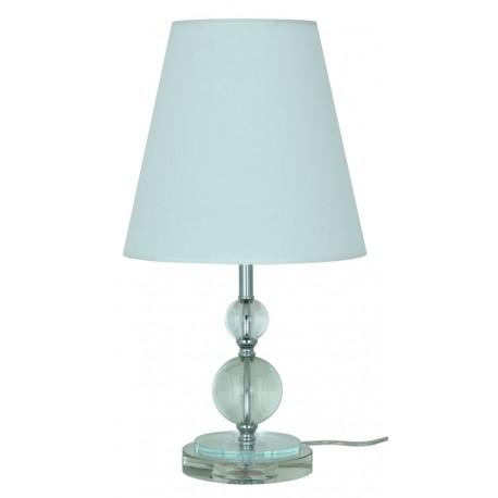 Lampe de table Classique Évora en Blanc