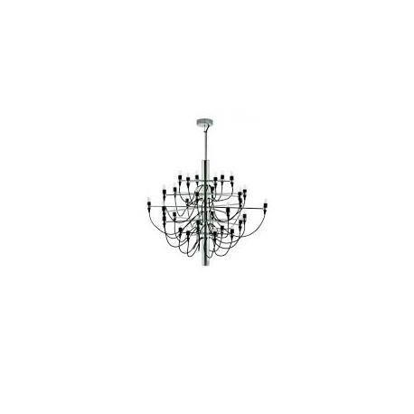 Lámpara de Techo Sarfatti Chandelier 30 Elementos SUspensions