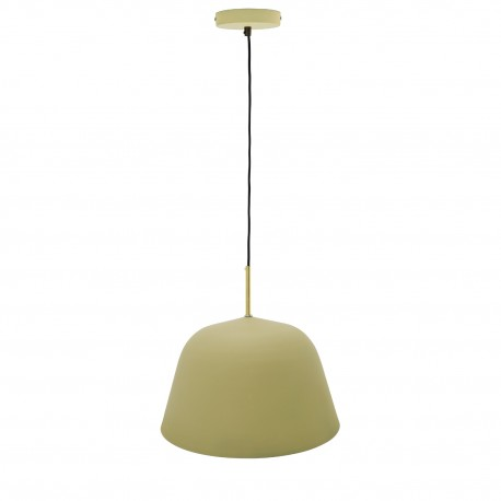 Lámpara de Techo Moderna Bari Ocre Luminaires