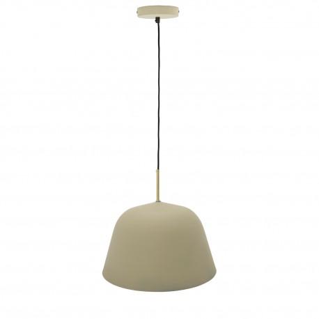 Lampe de suspension Moderne Bari en Ocre Clair SUspensions